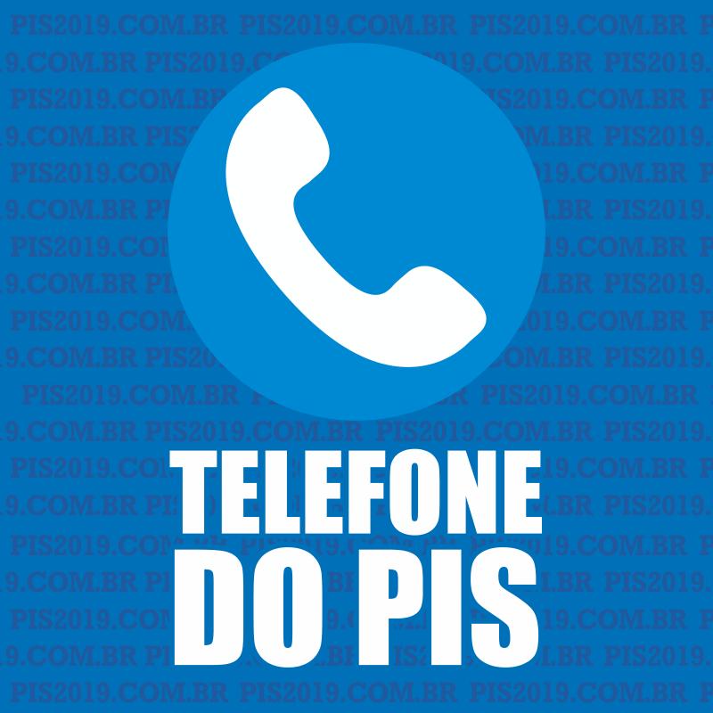 Telefone do PIS 2019
