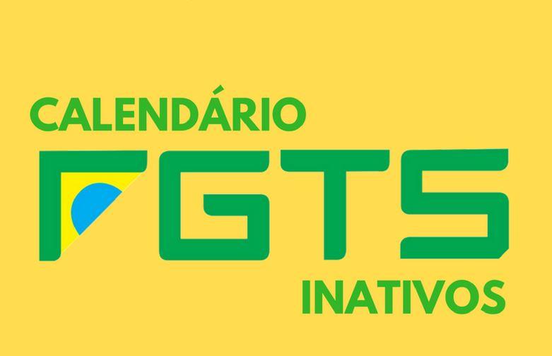 Calendário FGTS 2019