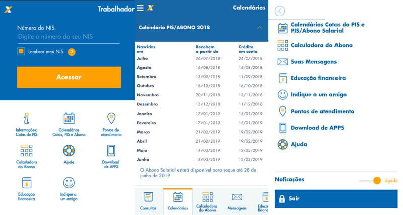calendario pis 2020 tabela extrato pis valor abono pis calendario pis 2020 tabela extrato