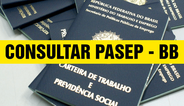 Consultar PASEP 2020