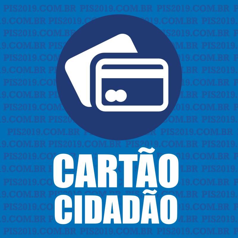 Cartão Cidadão 2019