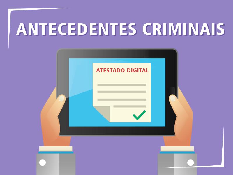 Atestado de Antecedentes Criminais 2019