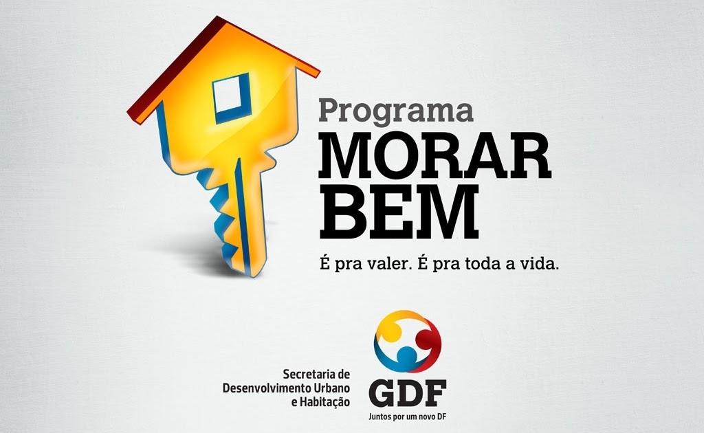 Programa Morar Bem 2021