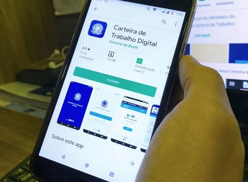 Como Tirar a Carteira de Trabalho Digital 2020
